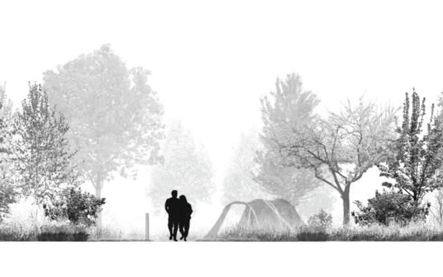 Circus & Piazza Public Realm: Art & Landscape